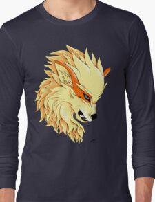 Arcanine's Rage Long Sleeve T-Shirt