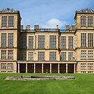 Hardwick Hall, East Elevation. by John Dalkin