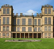 Hardwick Hall, East Elevation. by John Dalkin