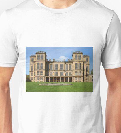 Hardwick Hall, East Elevation. Unisex T-Shirt