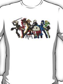 Persona 4 TWEWY style T-Shirt
