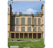 Hardwick Hall, East Elevation. iPad Case/Skin