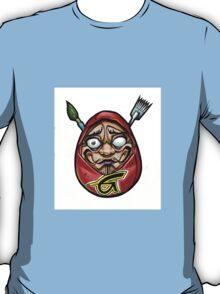 grace tattoo daruma logo T-Shirt