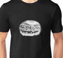 Sandwhich Islanders Playing in the Surf Unisex T-Shirt