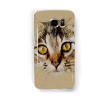 Mister Sprinkles; Tabby Cat Samsung Galaxy Case/Skin
