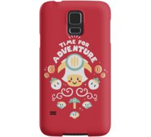 Time for Adventure Toad Samsung Galaxy Case/Skin