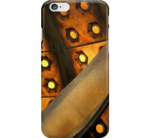 Tardis Wall 10th Doctor iPhone Case/Skin