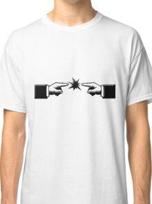 sparking hands Classic T-Shirt
