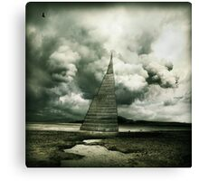 I'm Coming Home Canvas Print
