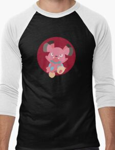 Snubbull - 2nd Gen Men's Baseball ¾ T-Shirt