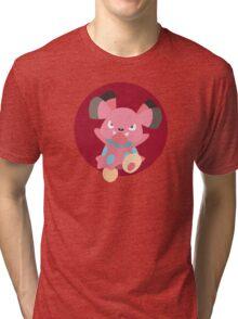 Snubbull - 2nd Gen Tri-blend T-Shirt