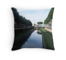 Perpignan Throw Pillow