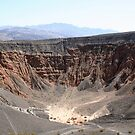 Ubehebe Crater by Anne-Marie Bokslag
