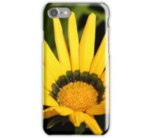 Yellow Spikes iPhone Case/Skin