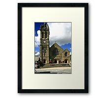 Parish Church, Peebles Framed Print