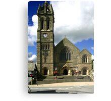 Parish Church, Peebles Metal Print