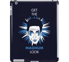 Get the Magnum look iPad Case/Skin