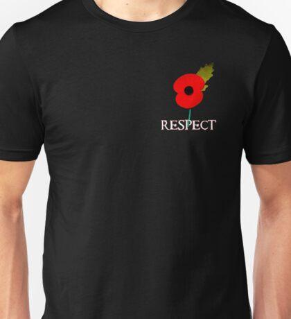 Respect Unisex T-Shirt