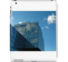 Blue sky... iPad Case/Skin