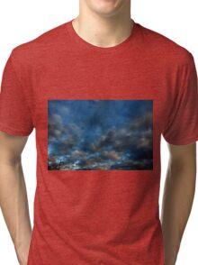 Clouds Tri-blend T-Shirt