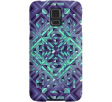 Square Sun - 1 (Cool) Samsung Galaxy Case/Skin