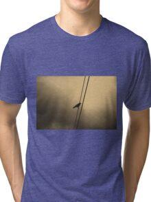 Wire Tri-blend T-Shirt