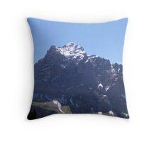 Majestic Mountain Throw Pillow