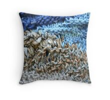 Beach III Throw Pillow