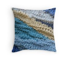 Beach IV Throw Pillow