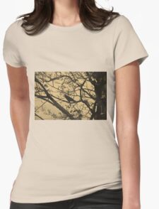 Branches Womens Fitted T-Shirt