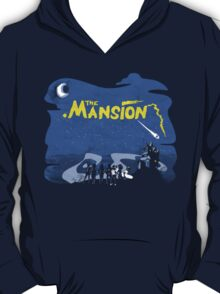 The Mansion Distressed T-Shirt