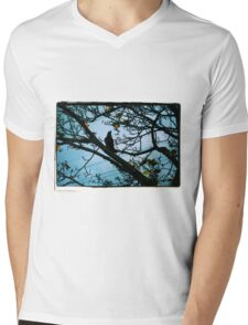 Pose Mens V-Neck T-Shirt