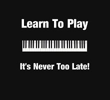 Learn To Play Keyboards Unisex T-Shirt