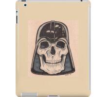 Death Vader iPad Case/Skin