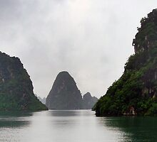 Exotic Island @ Halong Bay by Steven  Siow