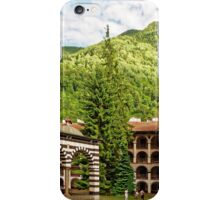 Rila Monastery, Bulgaria iPhone Case/Skin