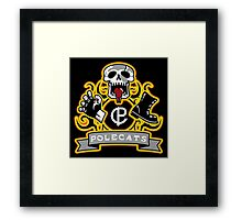 Polecats Patch Framed Print