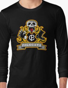 Polecats Patch Long Sleeve T-Shirt