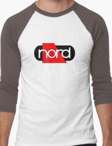Nord  Synth Men's Baseball ¾ T-Shirt