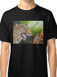 Naked and Afraid in Costa Rica Classic T-Shirt