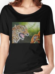 Naked and Afraid in Costa Rica Women's Relaxed Fit T-Shirt