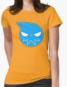 Soul Eater: Blue Womens Fitted T-Shirt