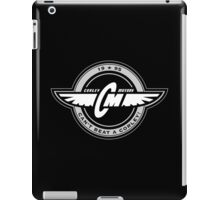 Corley Motors iPad Case/Skin