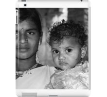 She is mother iPad Case/Skin