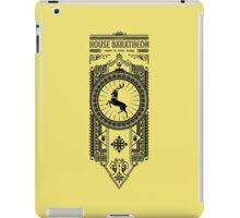 House of Kings iPad Case/Skin