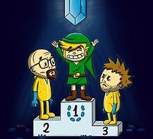 Link's Purest Blue Stuff by IdeasConPatatas