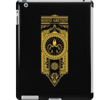 House of Iron iPad Case/Skin