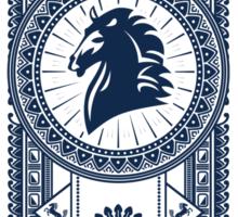 House of Horses Sticker