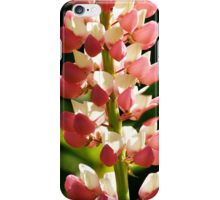 Pink Lupin Detail iPhone Case/Skin