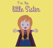 FROZEN- I´m the little sister Kids Clothes
